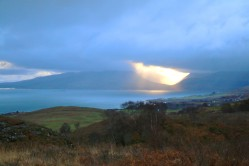 The Isle of Mull in the morning