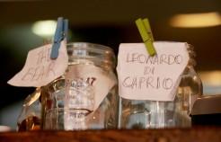 Peck 47 Cafe tip jars