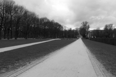 Cinquantenaire Park