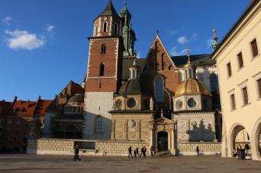 In Wawel Castle